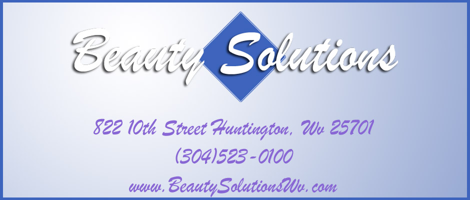 We're located in Downtown Huntington, WV.